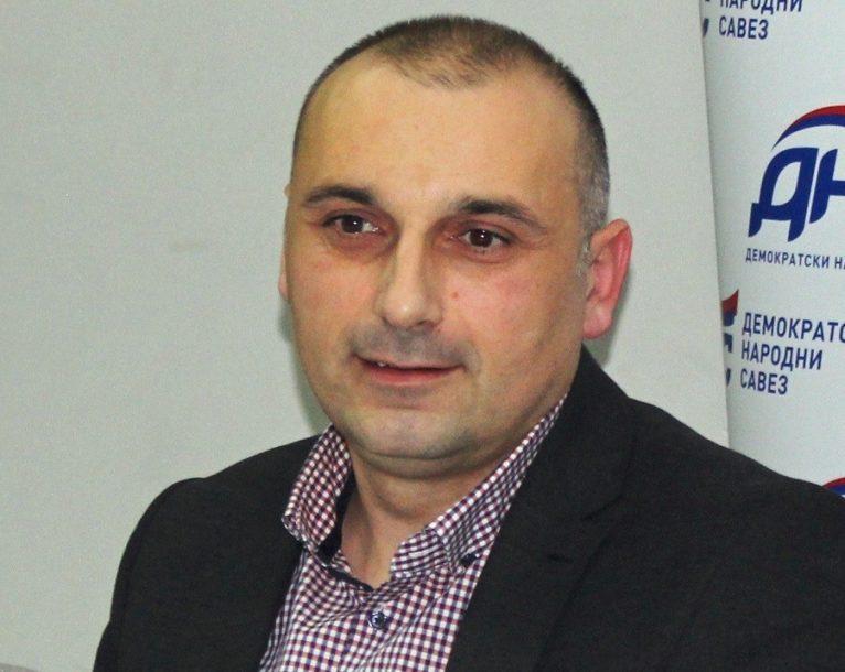 Milan Pilipović/RAS Srbija Darko Banjac