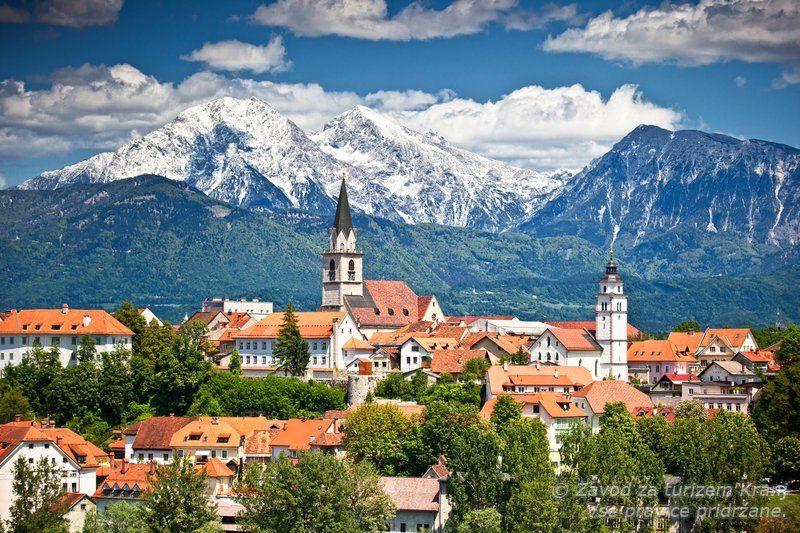 Foto: Kranj, Slovenija
