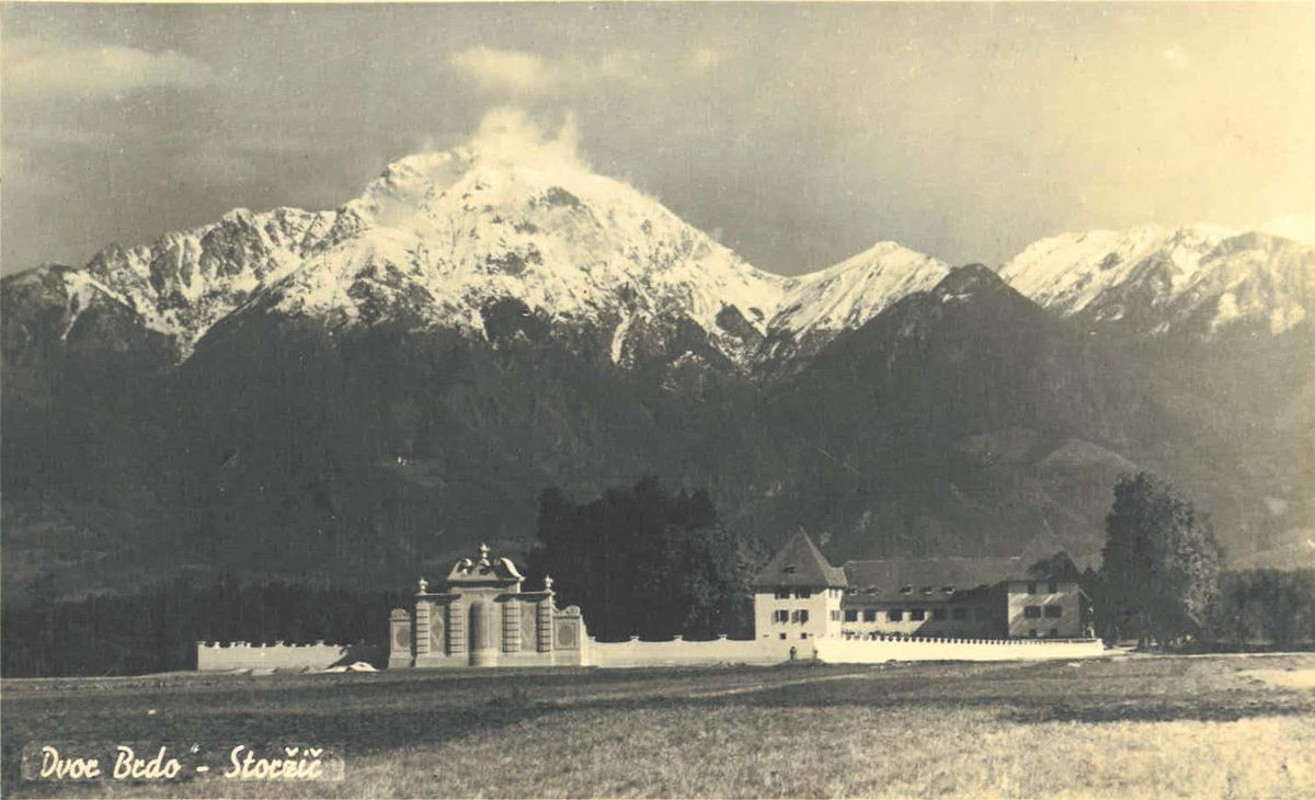 Foto: Razglednica Brda kod Kranja iz 1912. godine